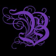 St Pete Tattoo X-Large Purple B logo