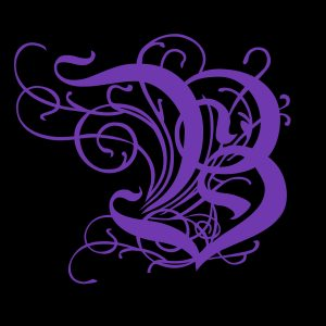St Pete Tattoo X-Large Purple B logo
