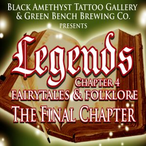 St Pete Tattoo Legends Art Show Chapter 4 for Instagram
