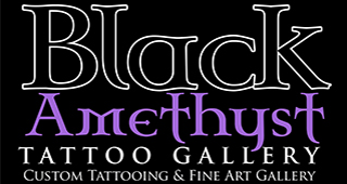 Black Amethyst Tattoo Gallery