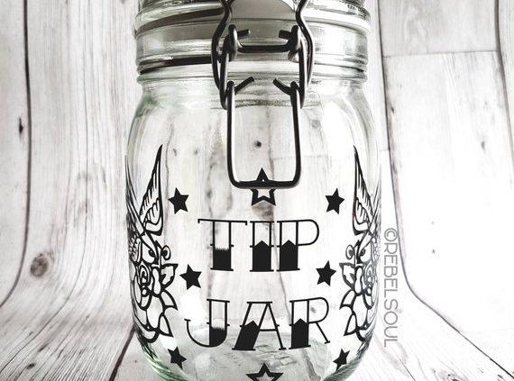 St Pete Tattoo Tip Jar by J Michael Taylor
