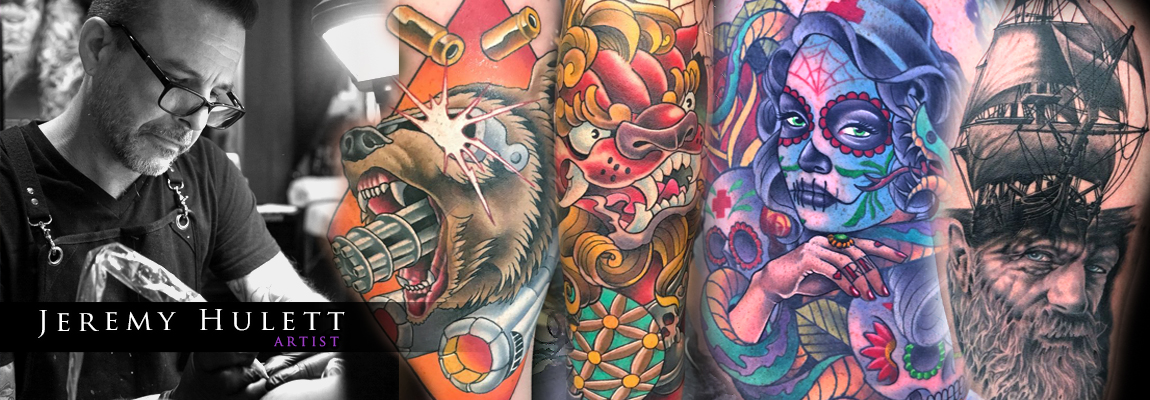 St Pete Tattoo Jeremy Hulett Header
