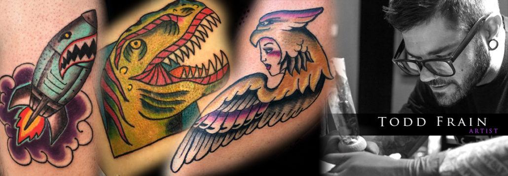 St Pete Tattoo Todd Frain Header