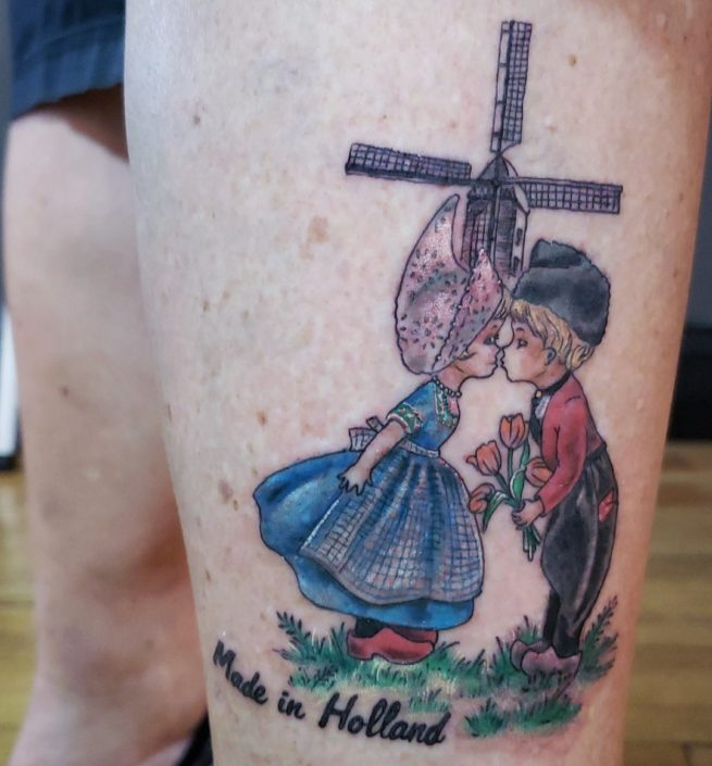 Made in Holland St Pete Tattoo